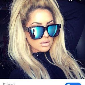 Quay x Chrisspy Mila Sunglasses